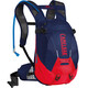 CamelBak Skyline LR 10 Trinkrucksack Pitch Blue/Racing Red